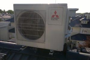 Montaż klimatyzacji Mitsubishi Electric